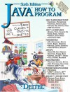 Java How to Program (How to Program) - Harvey M. Deitel, Paul J. Deitel