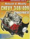 How to Rebuild & Modify Chevy 348/409 Engines (Sa Design) - John Carollo