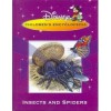 """Disney Children Encyclopedia """"Insects and Spiders"""" - Anita Ganeri"""