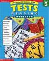 Scholastic Success With: Tests: Reading Workbook: Grade 5 (Scholastic Success with Workbooks: Tests Reading) - Terry Cooper