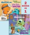 Monsters, Inc. Deluxe Pictureback (Disney/Pixar Monsters, Inc.) - Melissa Lagonegro, Walt Disney Company