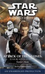 Star Wars, Episode II - Attack of the Clones (Jr. Novelization) - Patricia C. Wrede