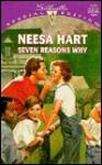 Seven Reasons Why - Neesa Hart