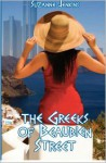 The Greeks of Beaubien Street - Suzanne Jenkins
