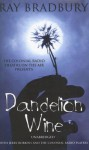 Dandelion Wine (Audio) - Ray Bradbury