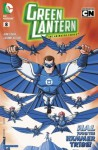Green Lantern: The Animated Series #8 - Ivan Cohen, Luciano Vecchio