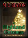 A Highland Christmas - M.C. Beaton