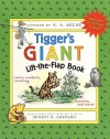 Tigger's Giant Lift-the-flap Book - A.A. Milne, Ernest H. Shepard