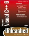 Visual C++ 6 Unleashed [With Contains Source Code from the Book...] - Mickey Williams, David Bennett