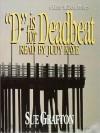 D Is for Deadbeat (Audio) - Sue Grafton, Judy Kaye