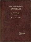 Cases and Materials on Antitrust (American Casebook Series) - Eleanor M. Fox