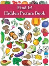 Find It! Hidden Picture Book: Food - Victorine E. Lieske