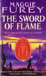The Sword of Flame, Book Three of the Artefacts of Power - Maggie Furey