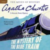 The Mystery of the Blue Train (Audio) - Hugh Fraser, Agatha Christie