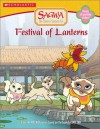 Sagwa Coloring Book (Sagwa): Festival of Lanterns - Amy Tan, Sonia Sander, The Thompson Bros.
