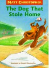 The Dog That Stole Home - Matt Christopher