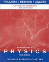 A Student's Companion to Accompany Fundamentals of Physics 6th Edition, Includes Extended Chapters - David Halliday, Robert Resnick, Jearl Walker