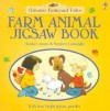 Farm Animal Jigsaw Book - Heather Amery, Stephen Cartwright, Brian Voakes