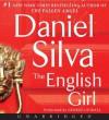The English Girl (Gabriel Allon, #13) - George Guidall, Daniel Silva