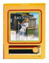 Julie: Art Studio [With Professional Blending Tool and 6 Watercolor Pencils and 8 Frames and Book] - American Girl, Robert Hunt