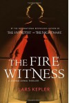 The Fire Witness (Audio) - Lars Kepler, Mark Bramhall