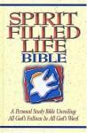 Spirit-Filled Life Bible-NKJ - Jack W. Hayford