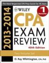 Wiley CPA Examination Review 2013-2014: Set - O. Ray Whittington
