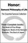 The Essential Samurai Collection - Yamamoto Tsunetomo, Miyamoto Musashi, Inazo Nitobe