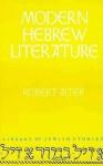 Modern Hebrew Literature - Robert Alter