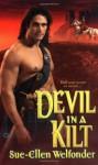 Devil in a Kilt - Sue-Ellen Welfonder