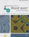New Perspectives on Microsoft Office Word 2007, Brief, Premium Video Edition [With CDROM] - S. Scott Zimmerman, Beverly B. Zimmerman, Ann Shaffer