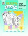 Maps of the U.S.A - Joy Evans, Jo Ellen Moore, Leslie Tryon