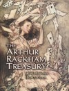 The Arthur Rackham Treasury: 86 Full-Color Illustrations - Arthur Rackham, Jeff A. Menges