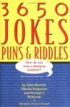 3650 Jokes, Puns & Riddles - Anne Kostick, Michael Pellowski