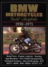 BMW Motorcycles 1950-71 Gold Portfolio - R.M. Clarke