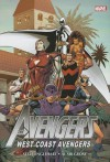 Avengers: West Coast Avengers Omnibus Volume 2 - Al Milgrom, Mark Gruenwald, Tom DeFalco, Stan Lee, Tom Morgan, Bob Hall, Jack Kirby, Marshall Rogers