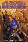 Star Wars: Shadows of the Empire: Evolution - Steve Perry, Ron Randall, Tom Simmons, Tom Simmon