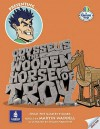 Odysseus And The Wooden Horse Of Troy (Lila) - Christine Hall