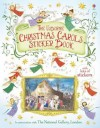 Christmas Carols Sticker Book - Jane Chisholm