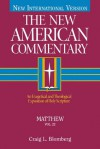 The New American Commentary Volume 22 - Matthew - Craig L. Blomberg
