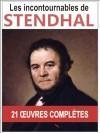 Stendhal: Les 21 oeuvres majeures et complètes (Le rouge et le noir, Armance, La chartreuse de Parme, Lucien Leuwen...) (French Edition) - Stendhal
