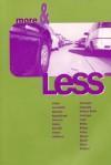 More & Less 2 - Sylvère Lotringer