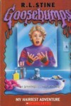 My Hairiest Adventure (Goosebumps, #26) - R.L. Stine