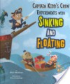 Captain Kidd's Crew Experiments with Sinking and Floating - Mark Weakland, Troy Cummings