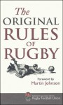 The Original Rules of Rugby - Bodleian Library, Martin Johnson