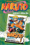 Naruto Collector's Edition Box, Volume 1 (Boxed Set) - Masashi Kishimoto