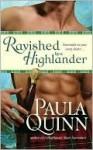 Ravished by a Highlander (Children Of The Mist, #1) - Paula Quinn