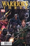 Warriors Three: Jubilation of the Wolf (Warriors Three #3) - Bill Willingham, Neil Edwards, Scott Hanna, Fabio d'Auria