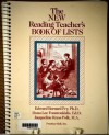 The New Reading Teacher's Book of Lists - Edward B. Fry