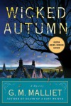 Wicked Autumn (A Max Tudor Mystery #1) - G.M. Malliet